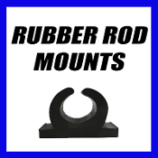RUBBER ROD MOUNTS
