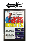 WATERPROOF BOOK OF BASIC FISHING KNOTS
