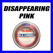 H.D. FLUOROCARBON DISAPPEARING PINK