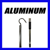 ALUMINUM HANDLE GAFF