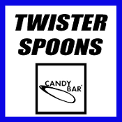 TWISTER SPOONS