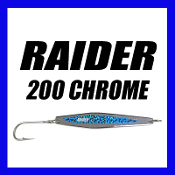 RAIDER 200 CHROME