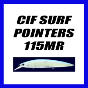 CIF SURF POINTERS 115MR