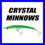 CRYSTAL MINNOWS FLOATING