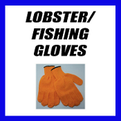 LOBSTER/FISHING GLOVES