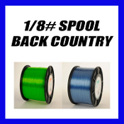 1/8# SPOOL - ANDE BACK COUNTRY