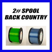 2# SPOOL - ANDE BACK COUNTRY