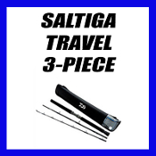 SALTIGA TRAVEL RODS