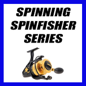 SPINNING REEL - SPINFISHER SERIES