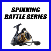 SPINNING REEL - BATTLE SERIES