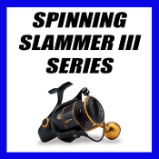 SPINNING REEL - SLAMMER SERIES