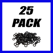 MCMAHON SWIVELS - 25 PACK