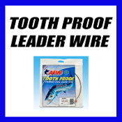 TOOTH PROOF LEADER WIRE