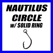 NAUTILUS CIRCLE w/ SOLID RING